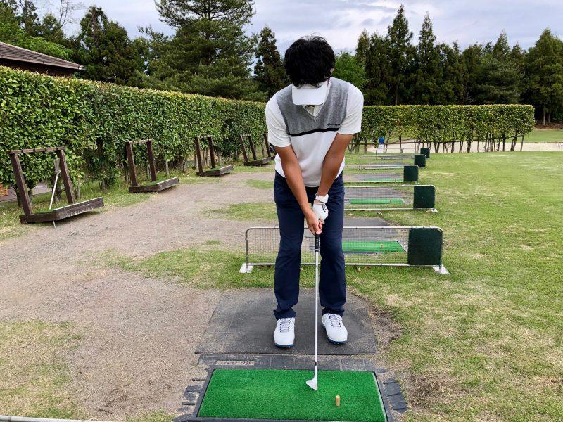 コック ゴルフ スイング
