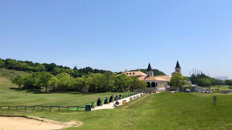GEN-TENゴルフコースレッスンセゴビアGCインチヨダドライビングレンジの写真