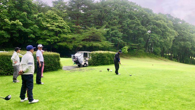 GEN-TENゴルフコースレッスントライフィールドティインググラウンドの写真