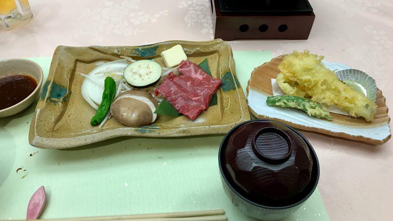GEN-TENゴルフコースレッスンJOYXGC料理の写真