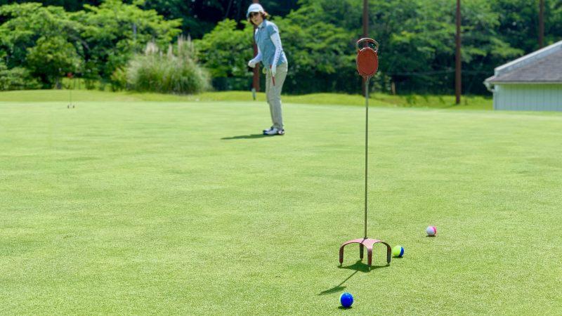 GEN-TENゴルフコースレッスンギャツビイGCパッティンググリーンの写真②