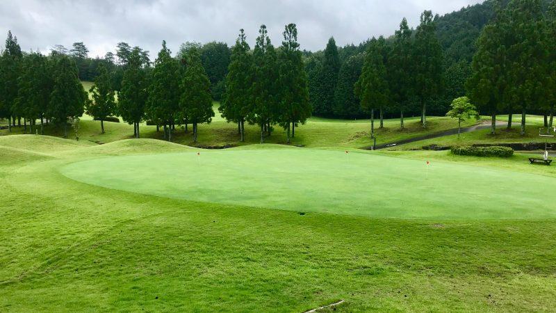 GEN-TENゴルフコースレッスンJOYXGCアプローチエリアの写真