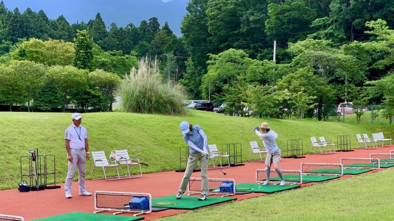 GEN-TENゴルフコースレッスンギャツビイGCドライビングレンジの写真②