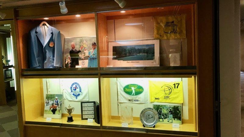 GEN-TENゴルフコースレッスンJOYXGC伊澤利光S.Kホ記念館の写真②