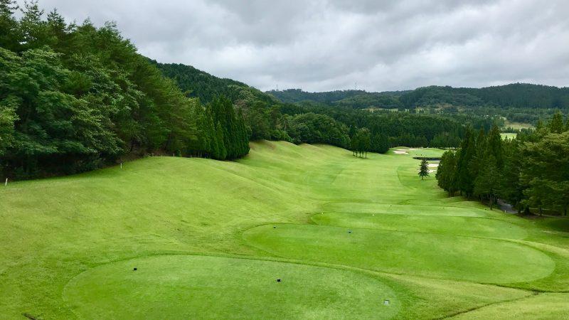 GEN-TENゴルフコースレッスンJOYXGC9番ホールの写真