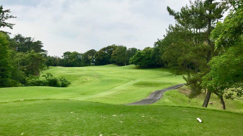 GEN-TENゴルフコースレッスンスリーレイクスCC8番ホールの写真