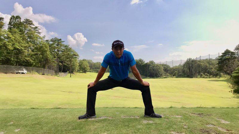 GEN-TENゴルフコースレッスン肩入れの写真