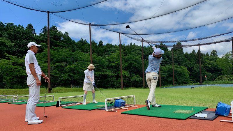GEN-TENゴルフコースレッスンギャツビイGCドライビングレンジの写真