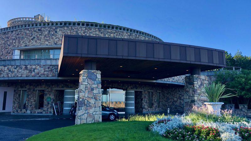 GEN-TENゴルフコースレッスンディスカバリーキャンプ真名CC2日目GPコースクラブハウスの写真