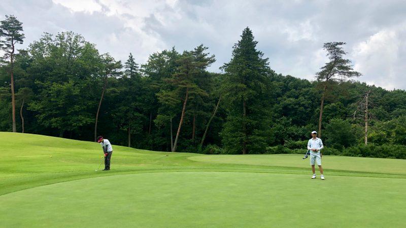 GEN-TENゴルフコースレッスンアカデミアアプローチの写真