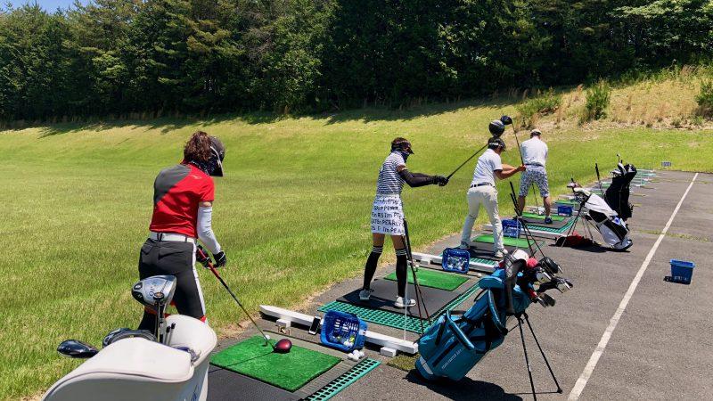 GEN-TENゴルフコースレッスンアカデミアロングゲームレッスンの写真