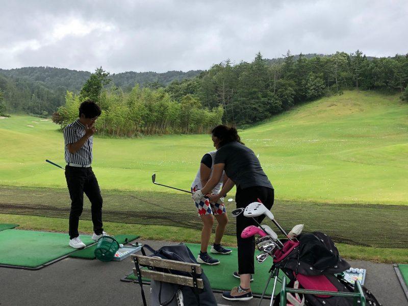 ゴルフキャンプ
