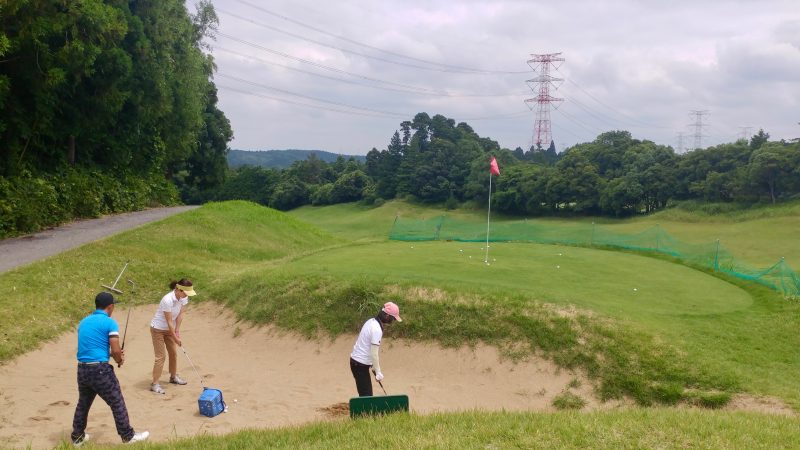 GEN-TENゴルフコースレッスンきみさらずGLバンカー練習場の写真