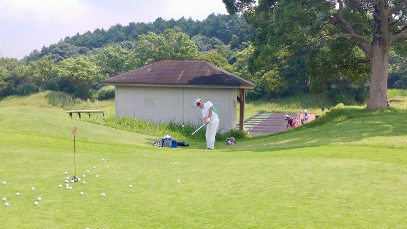 GEN-TENゴルフコースレッスンきみさらずGLアプローチエリアの写真