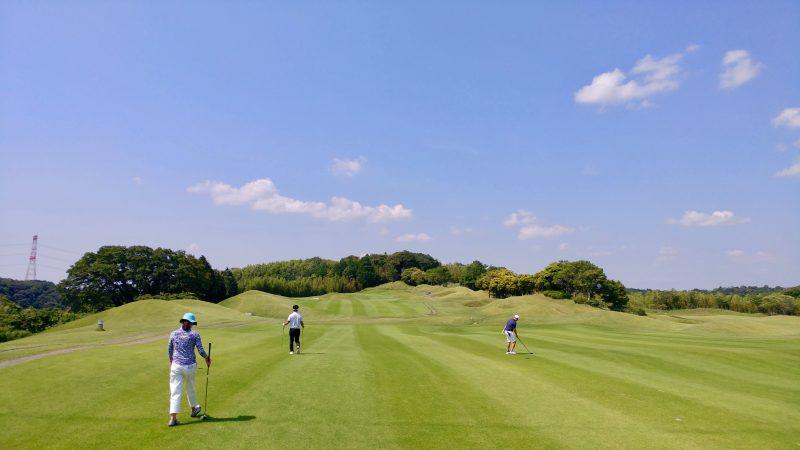 GEN-TENゴルフコースレッスンきみさらずGL3Hの写真