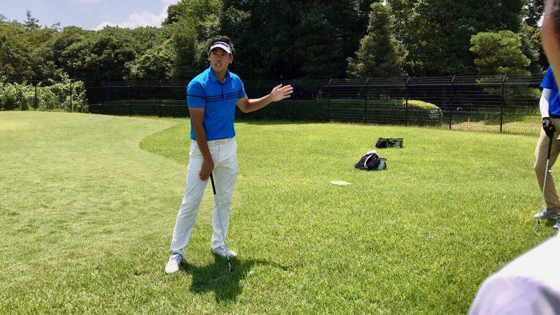 GEN-TENゴルフコースレッスンゲンテン説明の写真②