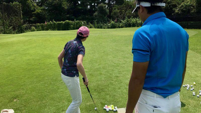 GEN-TENゴルフコースレッスンゲンテン説明の写真④