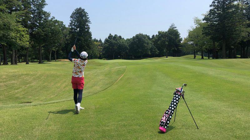 GEN-TENゴルフコースレッスンワンウェイGCセカンドショットの写真