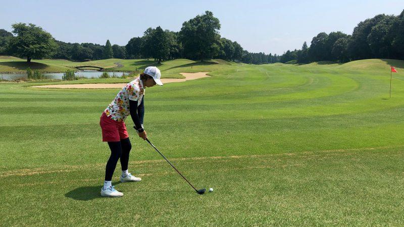 GEN-TENゴルフコースレッスンワンウェイGCフェアウェイウッドのショットの写真