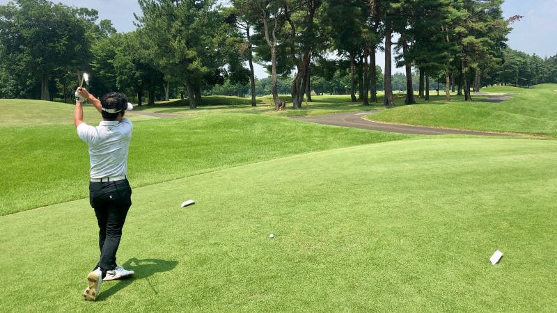 GEN-TENゴルフコースレッスンワンウェイGCティイングエリアの写真