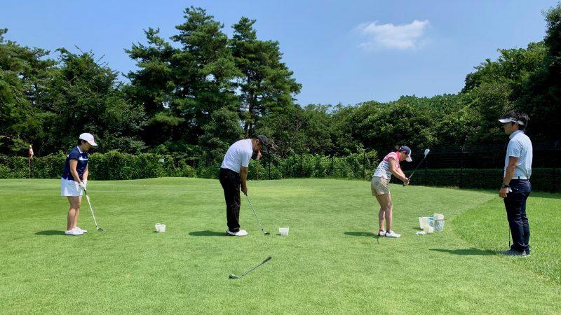 GEN-TENゴルフコースレッスン説明会&体験レッスンアプローチレッスンの写真