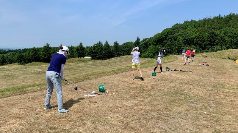 GEN-TENゴルフコースレッスンマオイGR練習場の写真