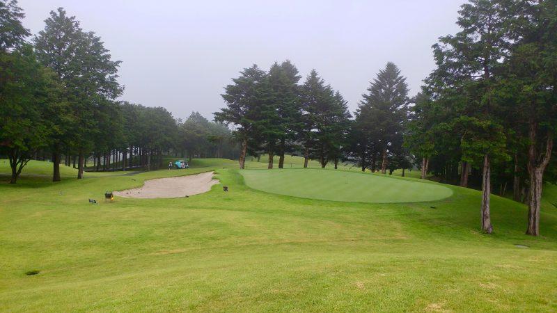 GEN-TENゴルフコースレッスン朝霧CCバンカー練習場の写真