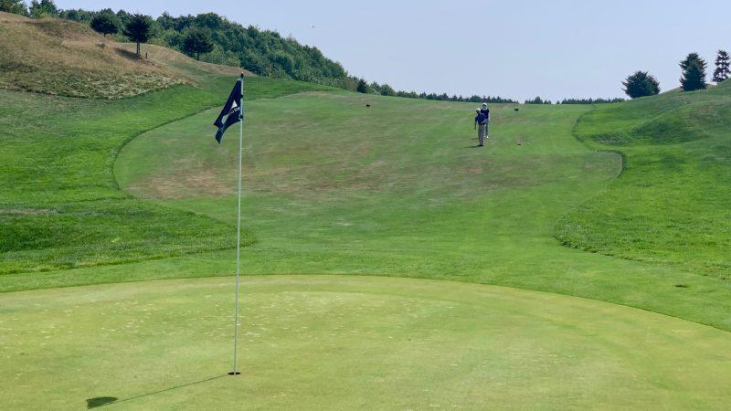 GEN-TENゴルフコースレッスンマオイGRアプローチの写真