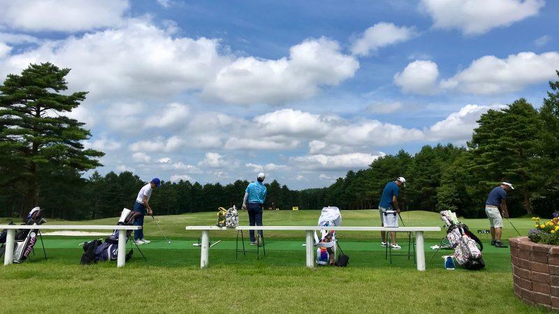 GEN-TENゴルフコースレッスンサニーCCドライビングレンジの写真