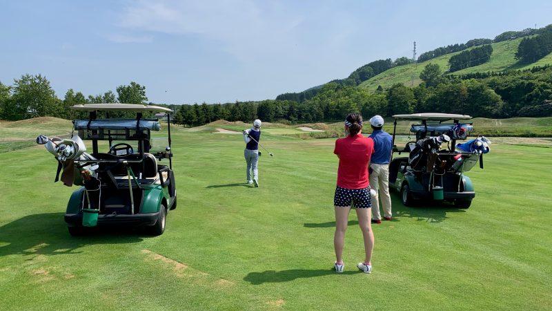 GEN-TENゴルフコースレッスンマオイGRフェアウェイの写真