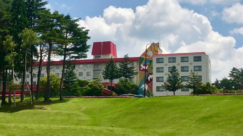 GEN-TENゴルフコースレッスン鷲ヶ岳高原GCクラブハウスの写真