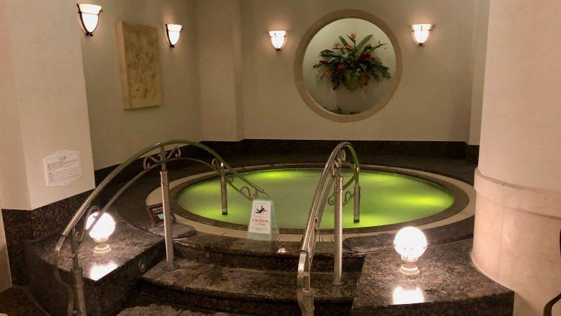 GEN-TENゴルフコースレッスングランディ那須白河GCスパ大浴場の写真②
