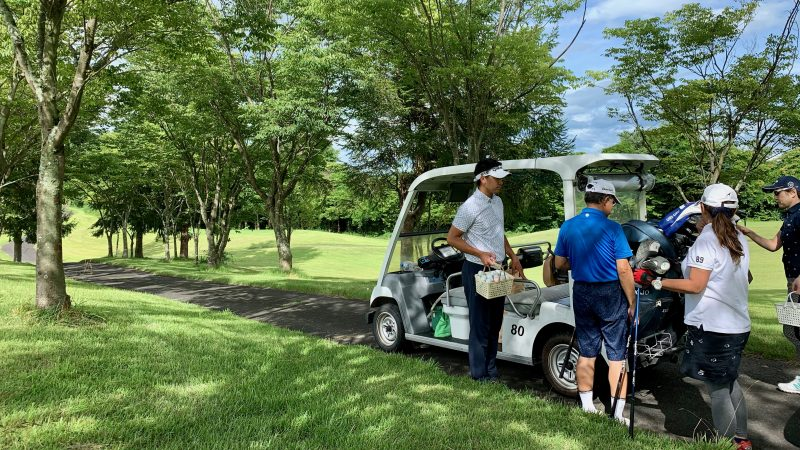 GEN-TENゴルフコースレッスングランディ那須白河GCアカデミーコースの写真