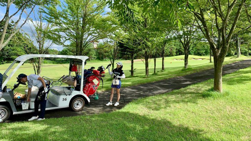 GEN-TENゴルフコースレッスングランディ那須白河GCアカデミーコースの写真②