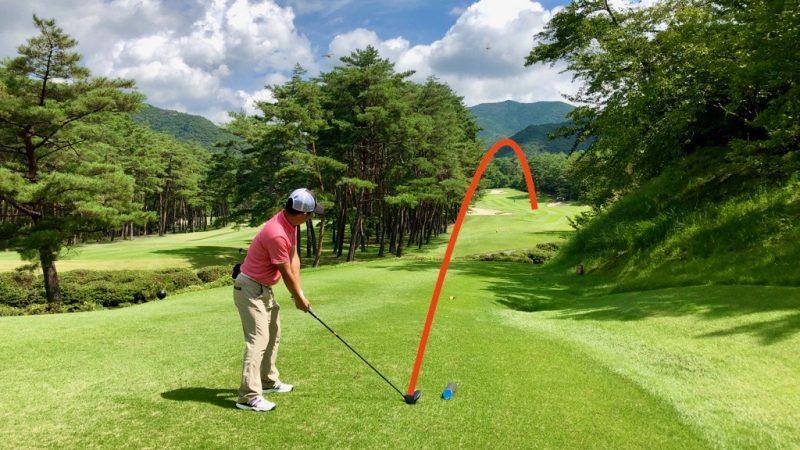 GEN-TENゴルフコースレッスンティインググラウンド右側の写真②