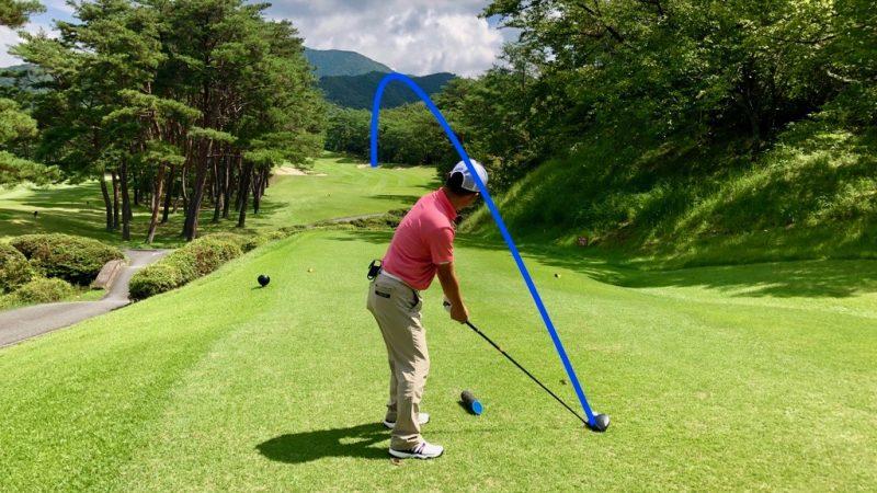 GEN-TENゴルフコースレッスンティインググラウンド左側の写真②