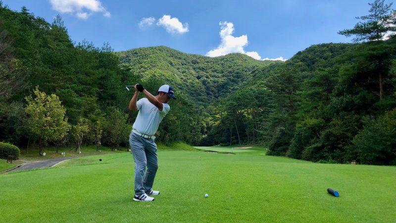 GEN-TENゴルフコースレッスンフェースオープントップの写真