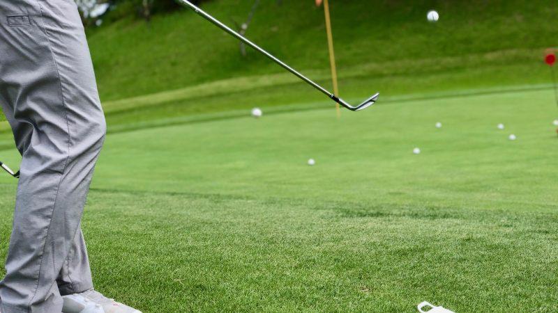 GEN-TENゴルフコースレッスン東京バーディCアプローチフォローアップの写真