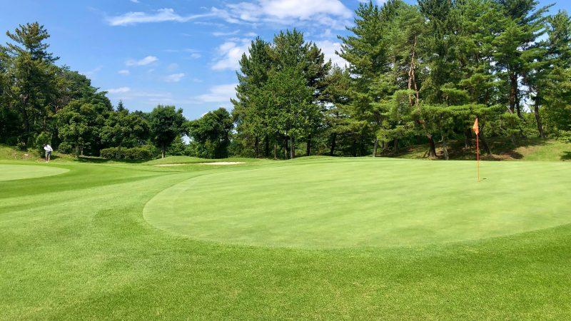 GEN-TENゴルフコースレッスン東京バーディCグリーンの写真