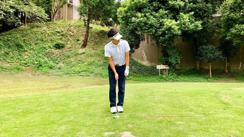 GEN-TENゴルフコースレッスンルーティンの写真