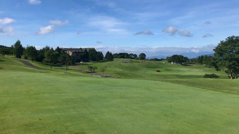 GEN-TENゴルフコースレッスン富士クラシックフェアウェイ&グリーンの写真