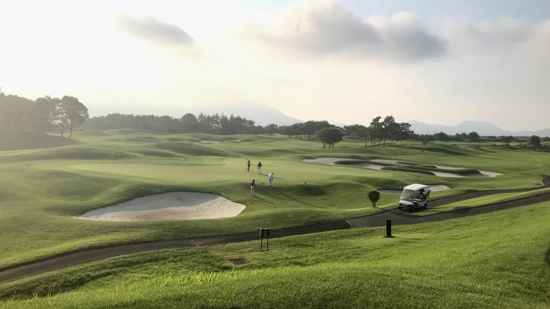 GEN-TENゴルフコースレッスン富士クラシックグリーンの写真