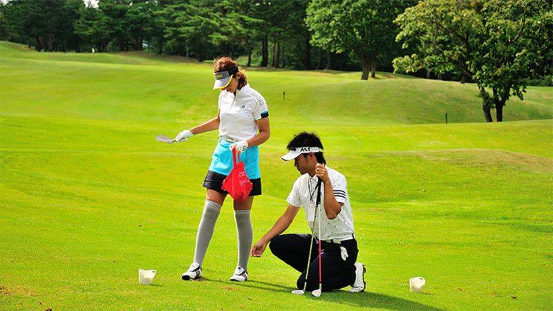 ゴルフ初心者