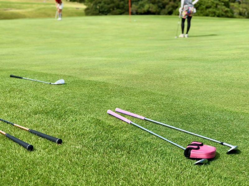 GEN-TENゴルフコースレッスンチャーター大多喜城GCウェッジの写真