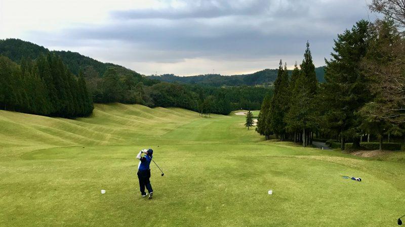 GEN-TENゴルフコースレッスンDC@JOYXGC9番ホールの写真