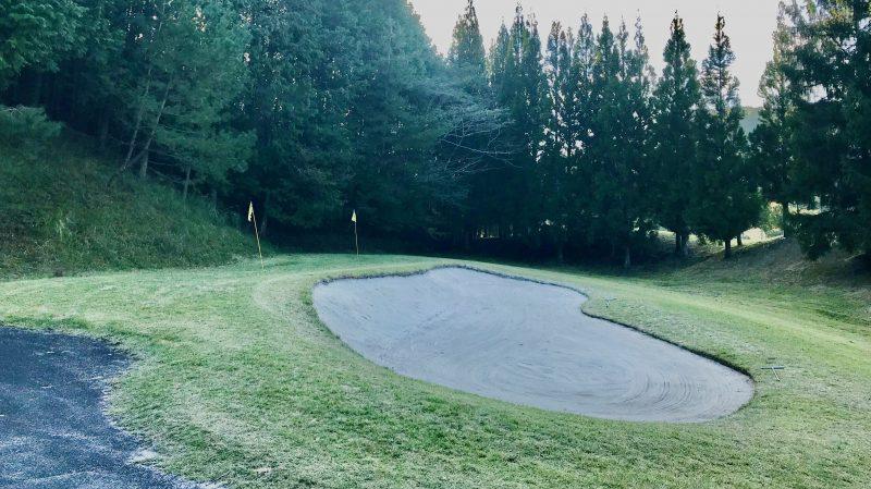 GEN-TENゴルフコースレッスンDC@JOYXGCバンカー練習場の写真