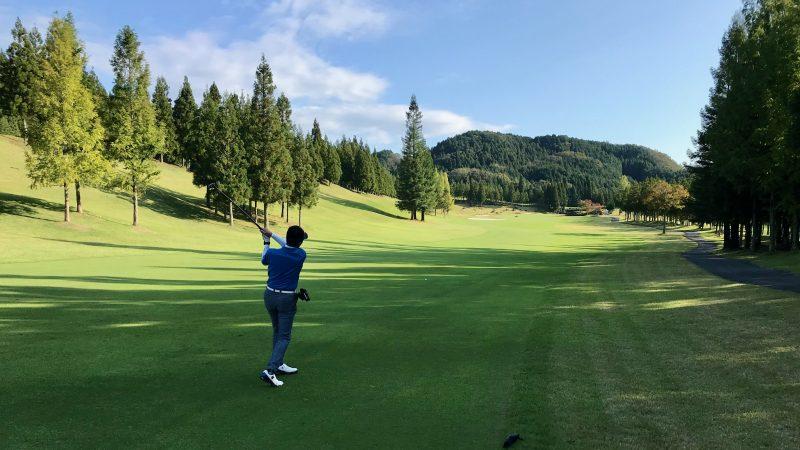 GEN-TENゴルフコースレッスンDC@JOYXGCセカンドショットの写真