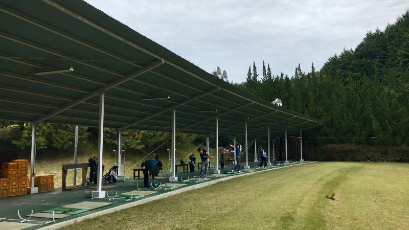 GEN-TENゴルフコースレッスンDC@JOYXGCドライビングレンジの写真