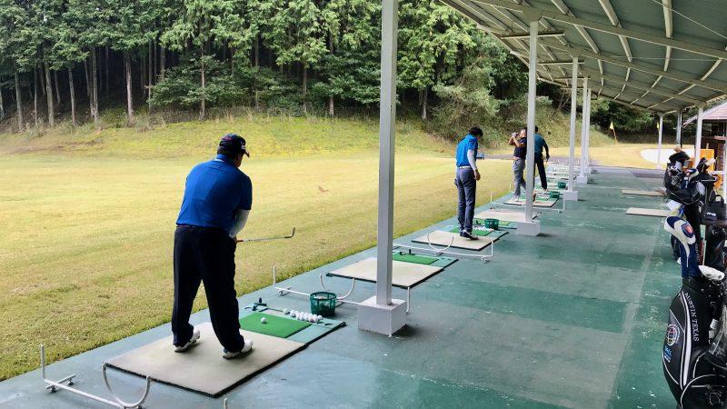 GEN-TENゴルフコースレッスンDC@JOYXGCロングゲームレッスンの写真