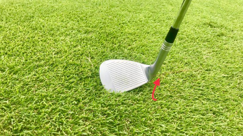 GEN-TENゴルフコースレッスンクラブヘッドの写真